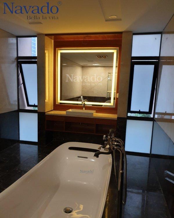 Luxury Butterfly Art Bedroom Mirror