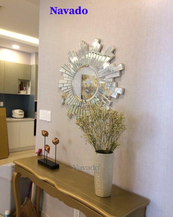 Ferino Black Luxury Interior Wall Mirror