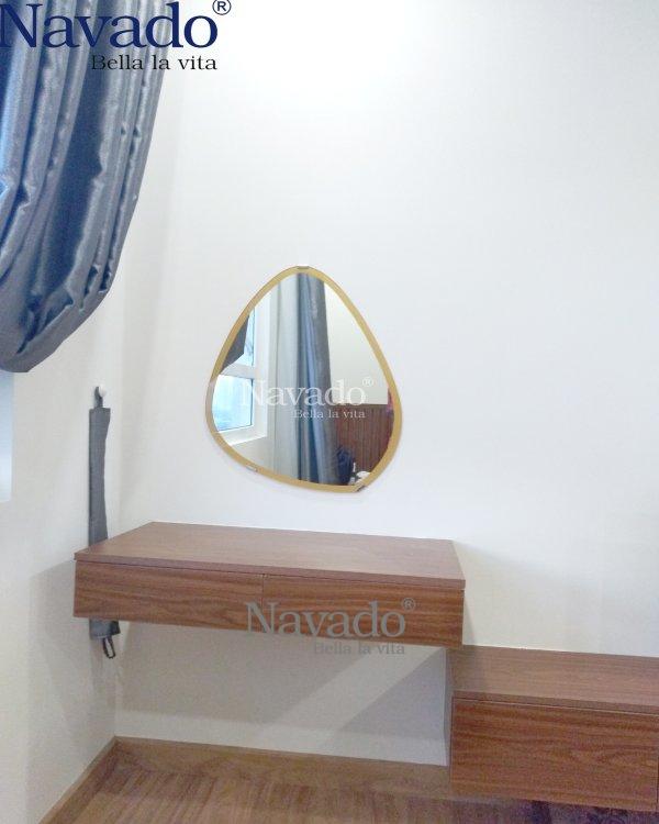 Makeup Hanging-wall Mirror