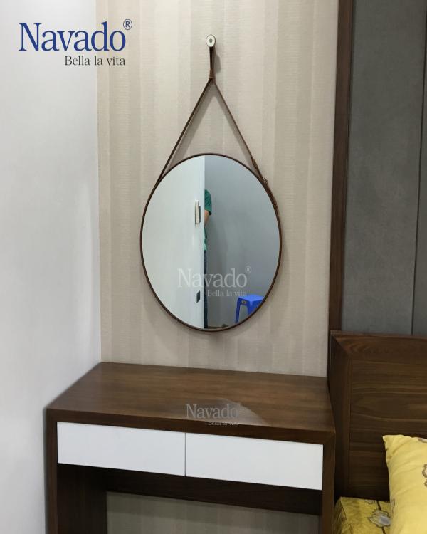 Rectangular Makeup Bathroom Mirror