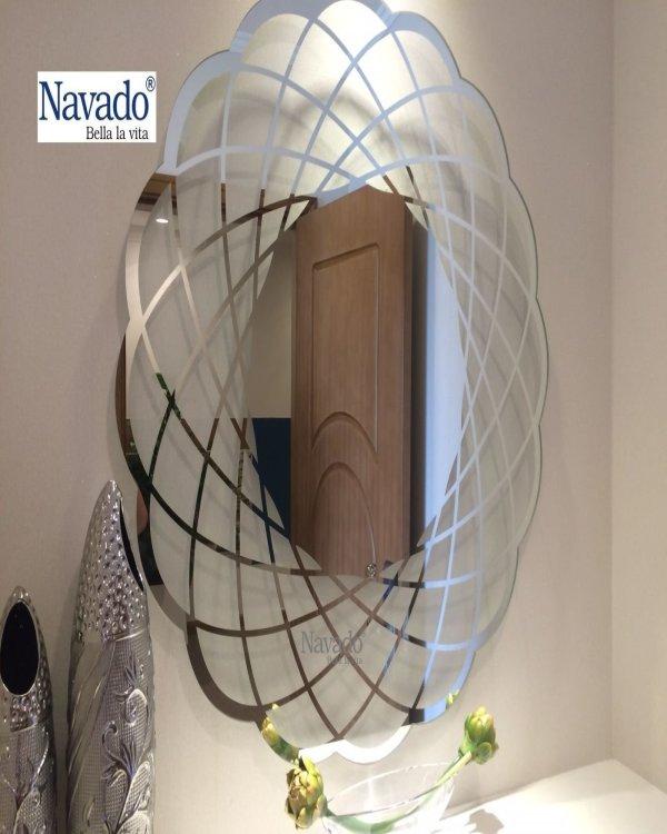LIVING ROOM ART MIRROR NAVADO-ATHENA