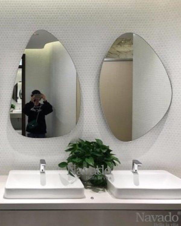Ha Long Vietnam art mirror