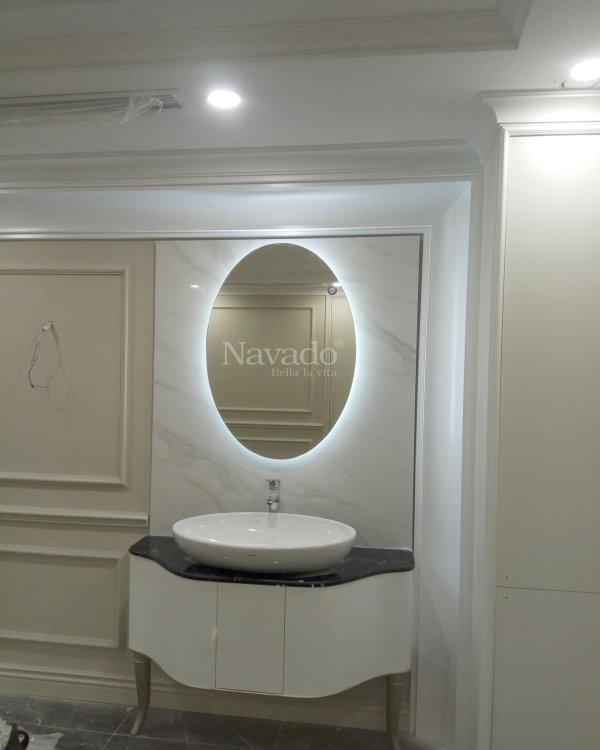 MIRROR BATHROOM LIGHT WHITE LED LIGHT ELIP
