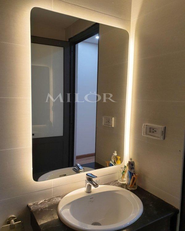MIRROR BATH LED BATHROOM 700X900MM