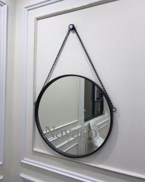 Luxury chain mirror