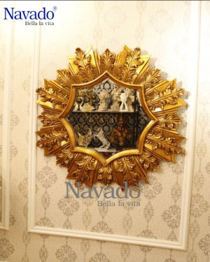 DECOR PAN ART MATERIAL MIRROR