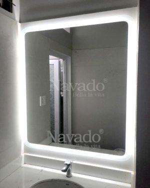 LED MIRROR SIZES CUTTED BY NAVADO SIZE
