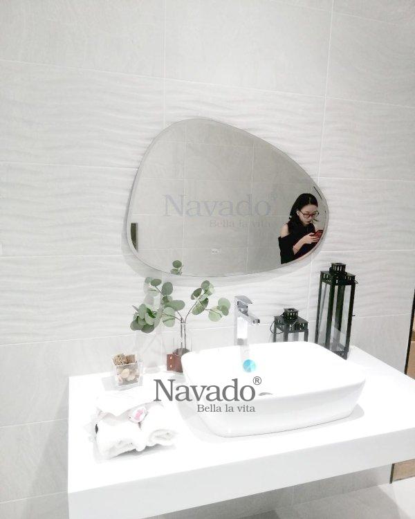 BATHROOM DECOR BEAUTIFUL ROOM NAV109C