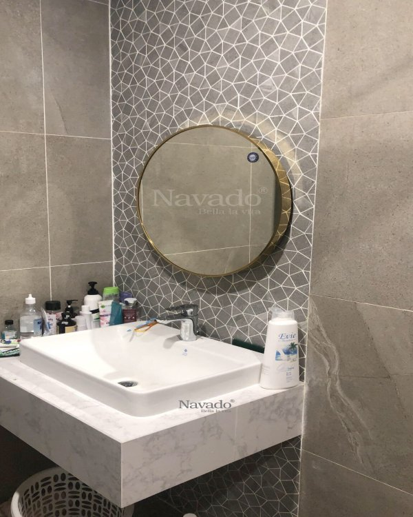 MIRROR DECOR ORAS 60CM
