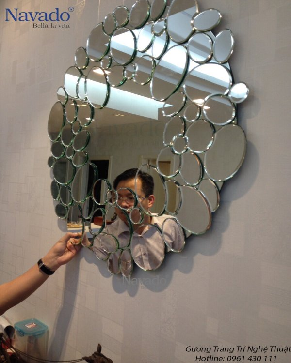 QUEEN MIRROR DECORATE DINNER TABLE LIVING ROOMS
