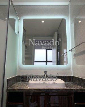 HOME WALL LED BATHROOM MIRROR