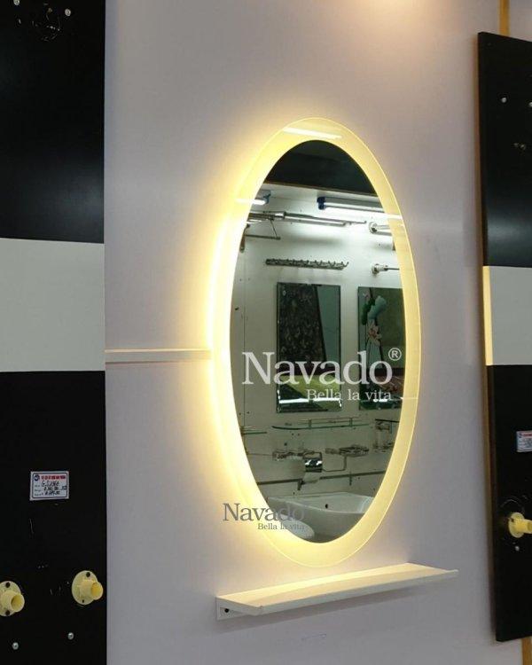 50X70CM LED MAKEUP MIRROR IN HANOI