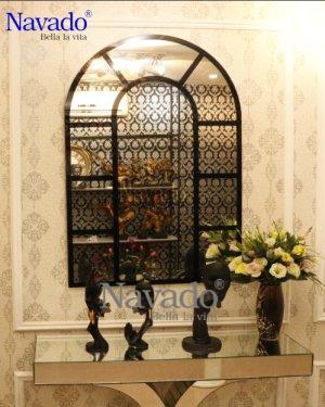 WINDOW ART MATERIAL MIRROR