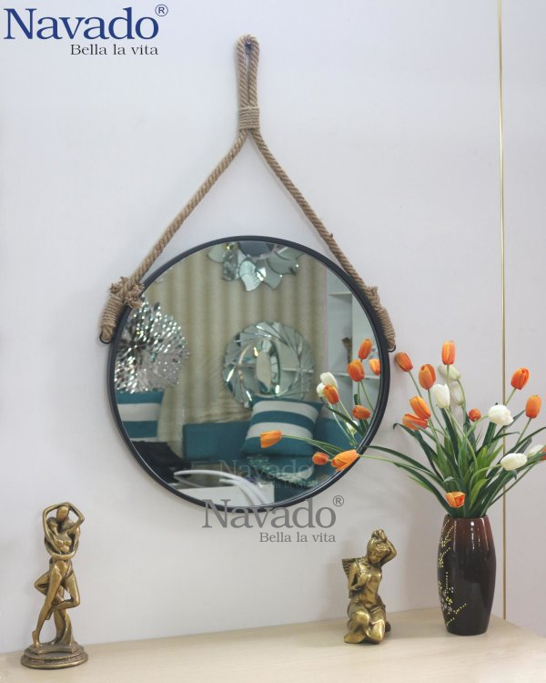 wire rope mirror