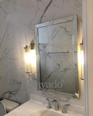 Ponyo bathroom mirror