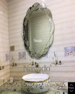 Elisa bathroom mirror