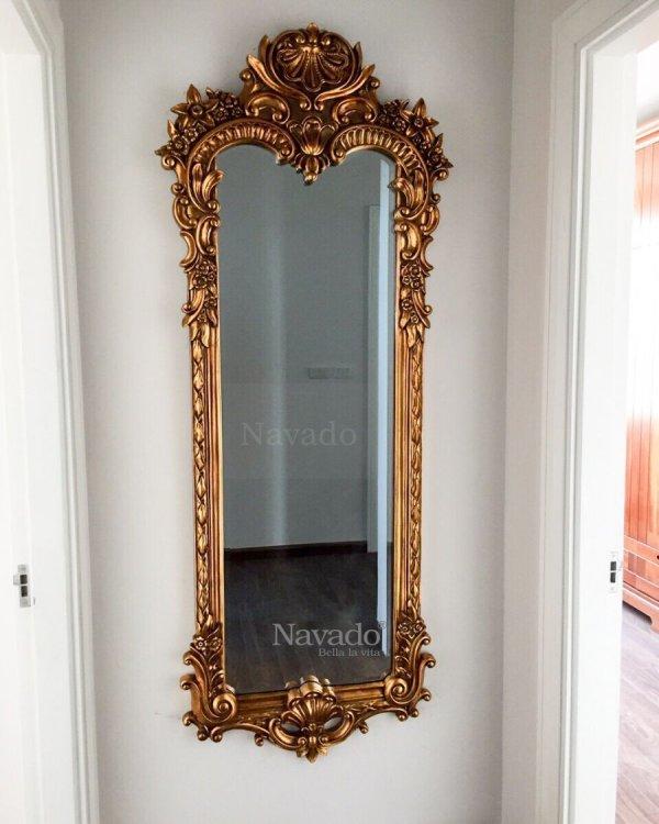 Hera neoclassical mirror frame