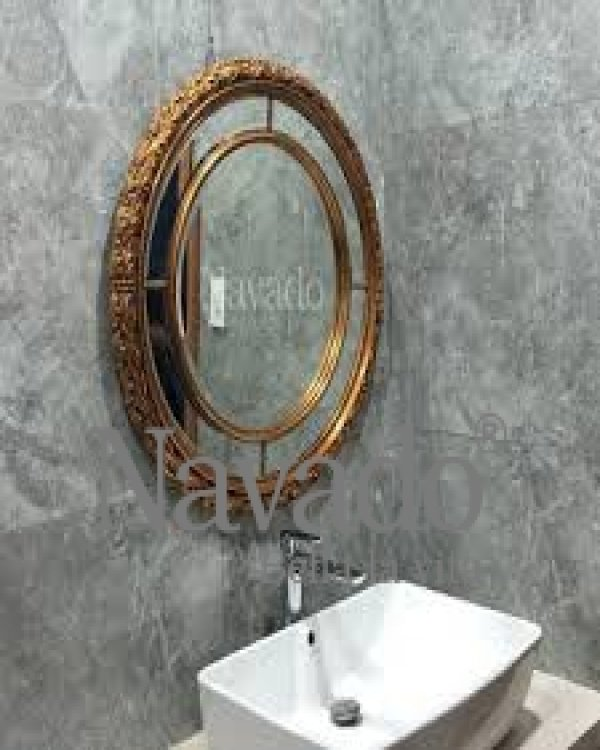 Aura bathroom mirror
