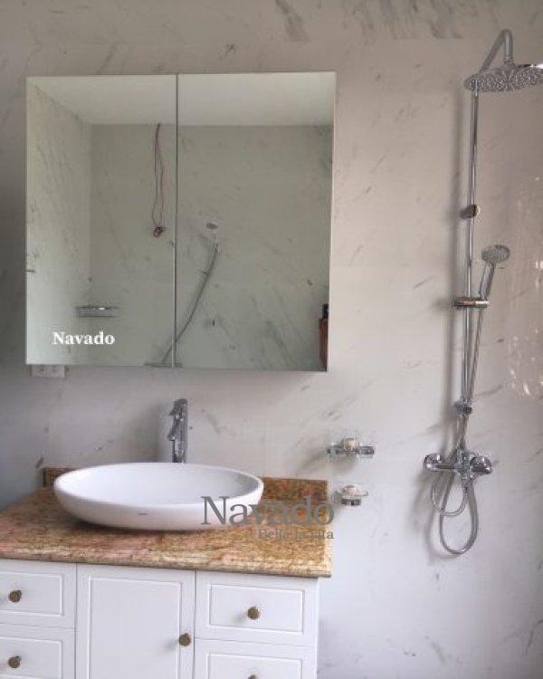 Navado bathroom mirror cabinets