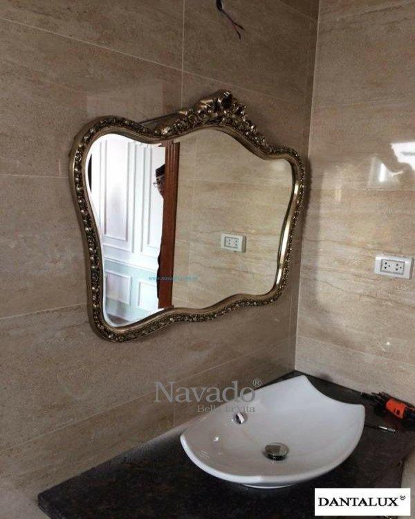 Classic mirror art cupid