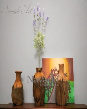 WOODEN ASE DECORATE ITEM FOR HOUSE