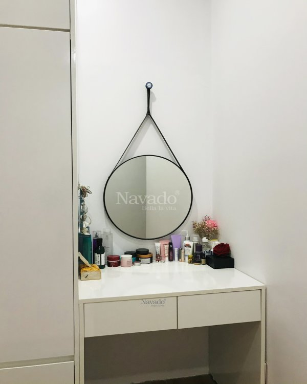 WALL BEDROOM MAKEUP MIRROR