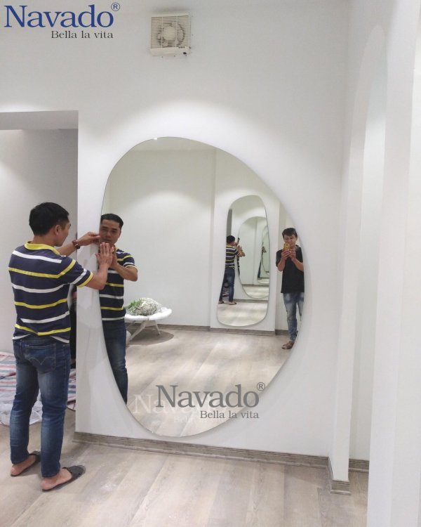 MODERN FULL BODY MIRROR WALL FOR HOUSE