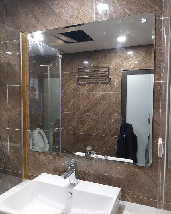 BASIC RECTANGLE BATHROOM MIRROR