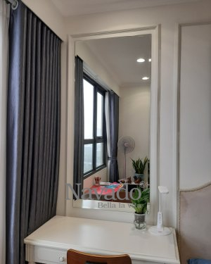 FULL BODY MAKEUP MIRRORM WALL BED ROOM