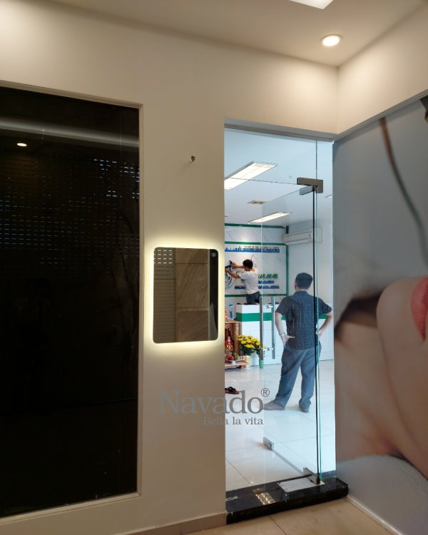 LED MAKEUP MIRROR WALL FOR HOUSE