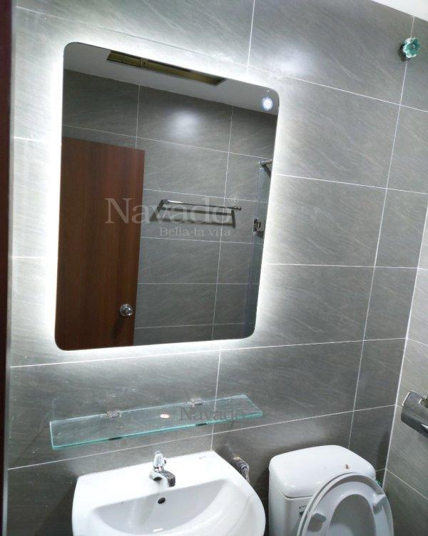 LED RECTANGLE  BATHROOM MIROR DECORATE