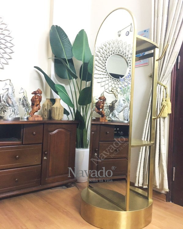 LUXURY AND MULTI-FUNCTION FULL BODY MIRROR
