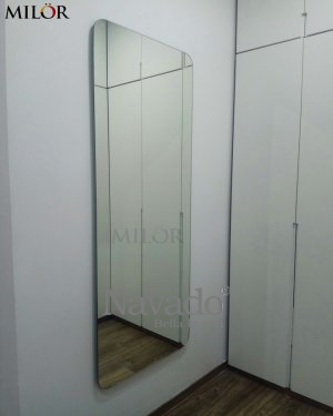 FULL BODY MIRROR WALL DECORATE HOUSE LUXURY