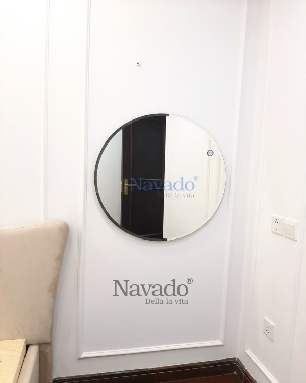 WALL ROUND DECOR LIVING ROOM MIRROR FOR HOUSE