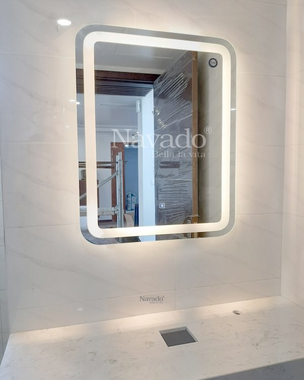 LED DECOR BATHROOM MIRROR