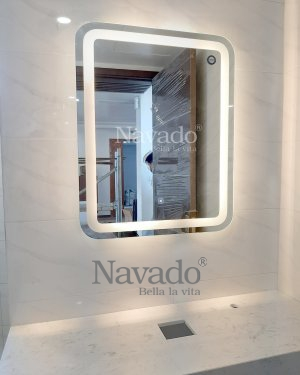 LED DECOR BATHROOM MIRROR