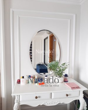 BAISC ELIP MAKEUP MIRROR WALL BEDROOOM