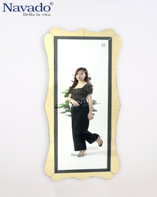 WALL DECOR LUXURY FULL BODY MIRROR FOR HOUSE