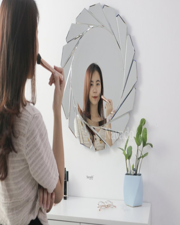 ART DIANA MAKEUP MIRROR WALL DECOR BEDROOM