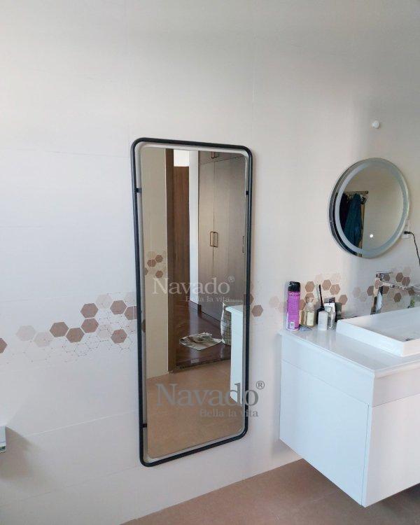 MODERN FULL BODY MIRROR DESIGN FOR WALL BATHROOM