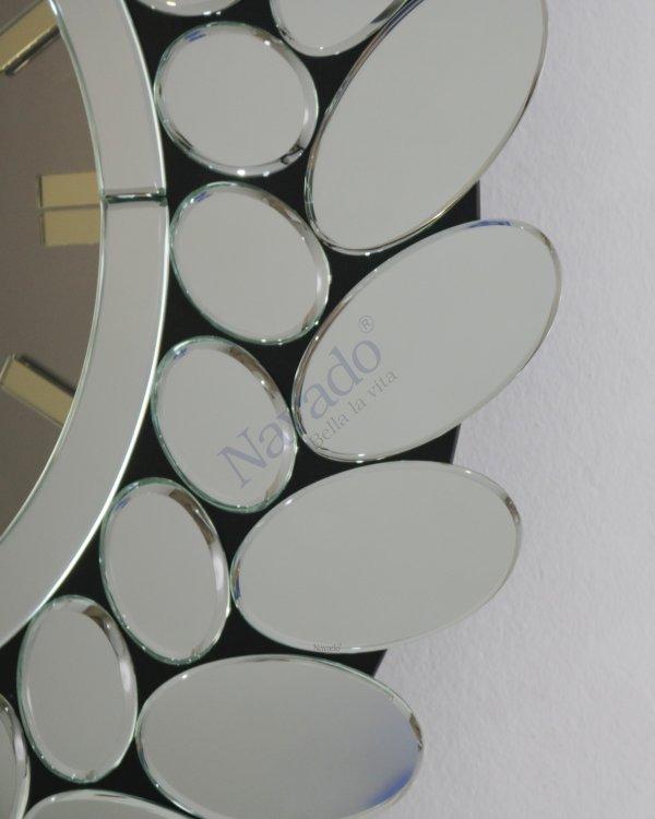 CANSADBLANCA DECOR ART CLOCK MIRROR