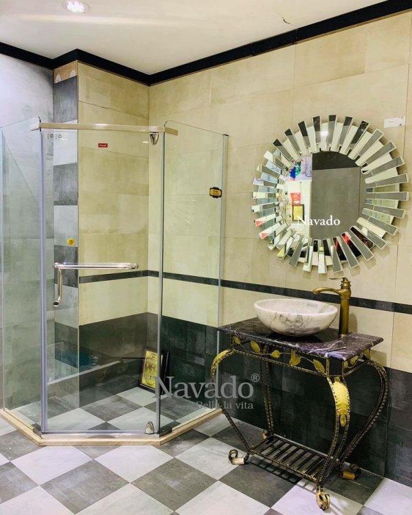 DECOR ART MYSTERY MIRROR FOR BATHROOM